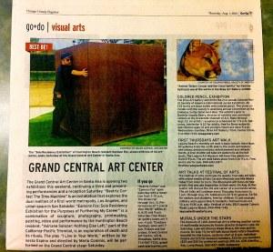 GCAC Orange County Register